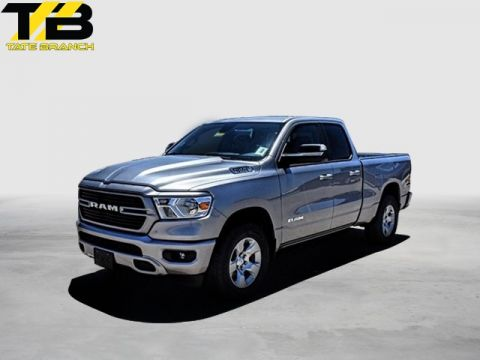 New 2019 RAM All-New 1500 BIG HORN 4X4 QUAD CAB 6'4 BOX