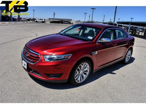 Pre-Owned 2017 Ford Taurus Limited