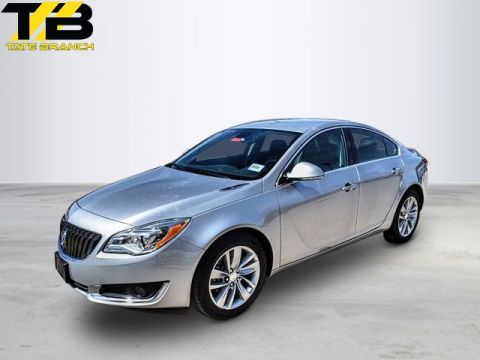 Pre-Owned 2016 Buick Regal Premium I